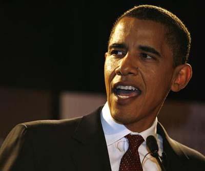 버락 오바마의 대통령 당선을 환영합니다.