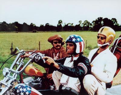 이지 라이더 (Easy Rider, 1969), 어린 왕자의 영화 버전(?)