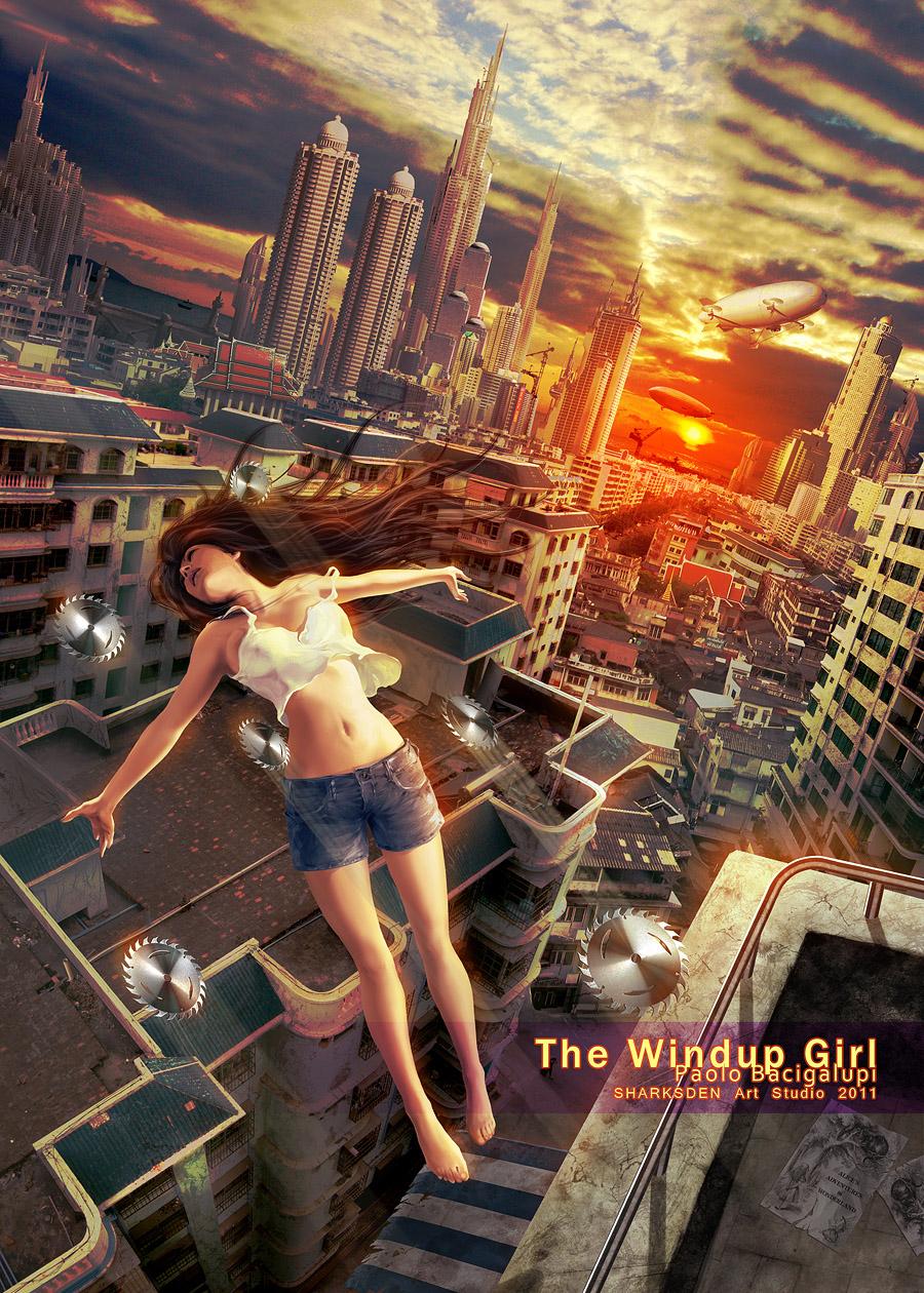 """망나니 종자기업들이 부른 미래 참극(1), """"와인드업 걸"""" (The Windup Girl, 2009)"""