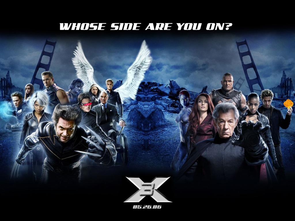 """""""엑스맨: 최후의 전쟁"""", 브렛 래트너의 엑스맨 망쳐버리기???"""