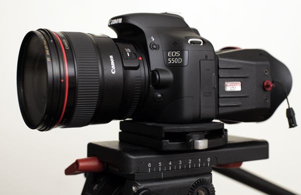 DSLR 영상촬영시대가 열리다 (2)