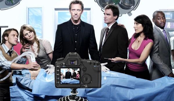 DSLR 영상촬영의 새 역사, 하우스 시즌6 피날레 'Help Me'