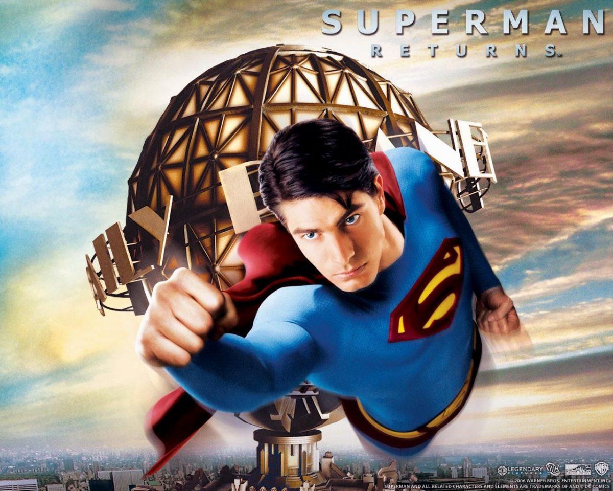 """""""슈퍼맨 리턴즈"""", 세상이 슈퍼맨을 필요로 하지 않는 이유"""