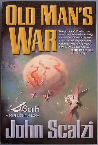 """""""노인의 전쟁""""(Old Man's War, 2007), 균형추 없는 우주 엘리베이터를 건설하다니 무서운 놈들이군!"""