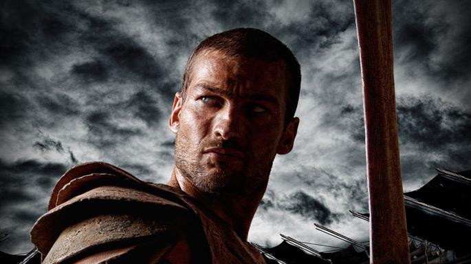 [미드] 'Spartacus, Blood and Sand', 짭쪼름한 검투사의 땀맛을 느껴보자.