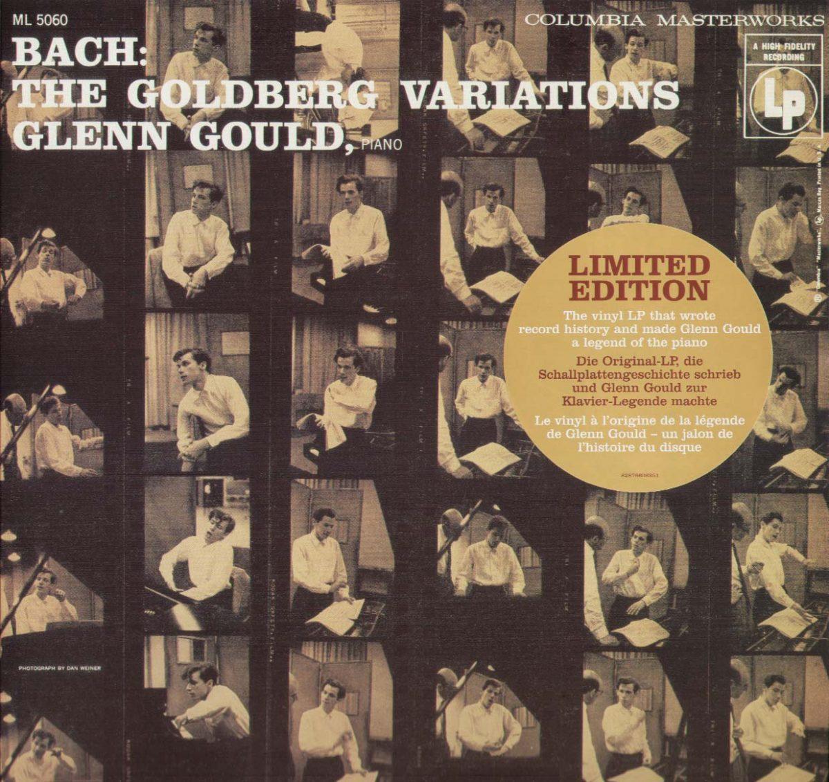 Glenn Gould, BACH Goldberg Variations