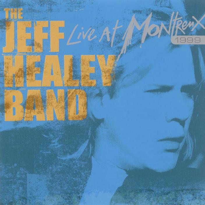 헤비죠의 중얼중얼 – The Jeff Healey Band, , ,