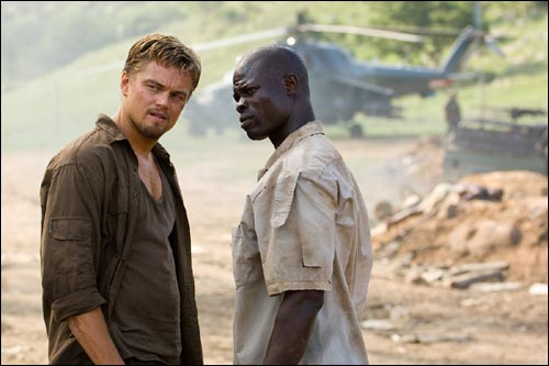 """, """"아프리카에 평화가 찾아와 이런 영화가 냉정하게 평가받는 날이 어서 오기를"""""""