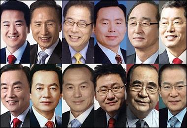 [2007 대선] 새로운 정치지형이 나타나는가?