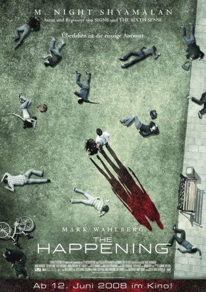 """""""해프닝 The Happening (2008)"""", M. 나이트 샤말란식 멜로드라마"""