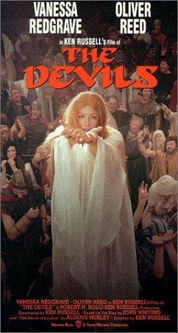 """""""런던의 악마들"""", 켄 러셀 – 단단히 마음 먹고 봐야 하는 영화"""