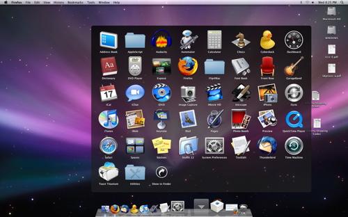 애플과 MS, 지향점의 차이