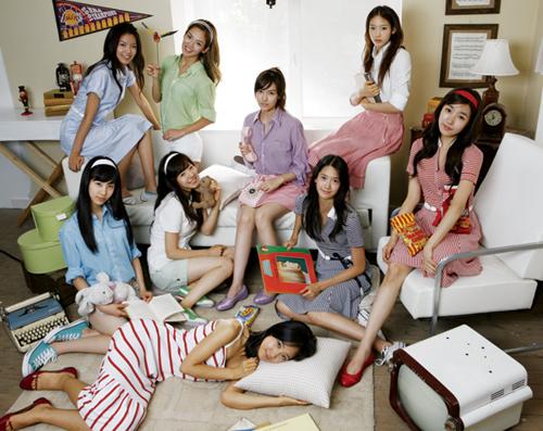 소녀시대 성희롱? 누가??