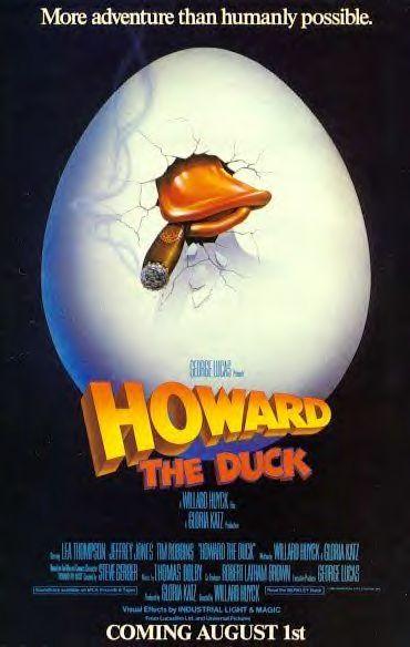 [가사 검열] Howard The Duck